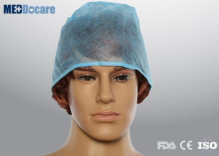 Disposable surgical hats
