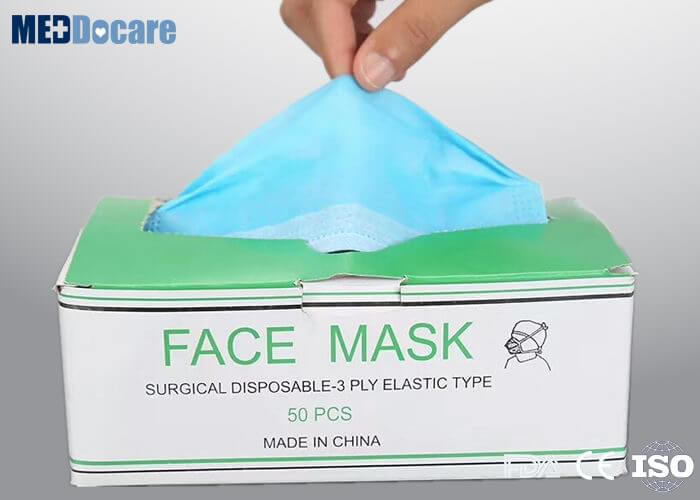 non woven medical face masks