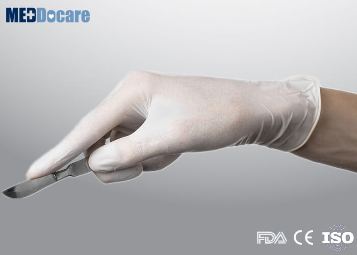 medical grade disposable gloves