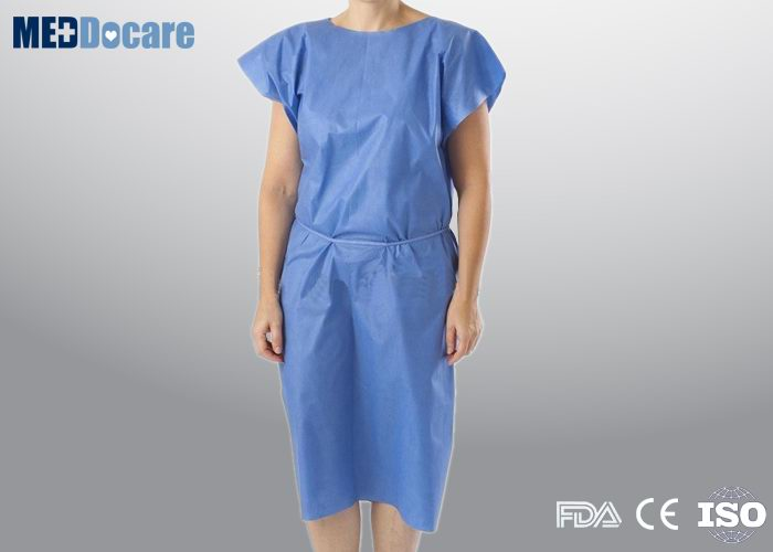 disposable patient robe|non woven patient robe