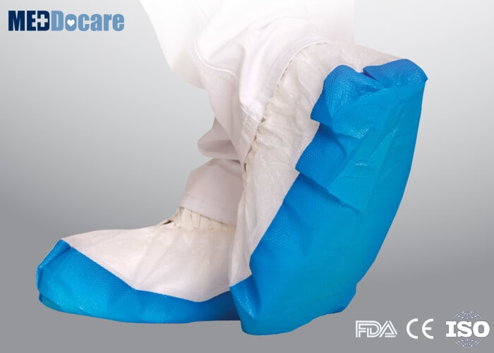 disposable polyethylene shoe covers