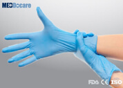 powder free nitrile disposable gloves large|disposable gloves for sensitive skin